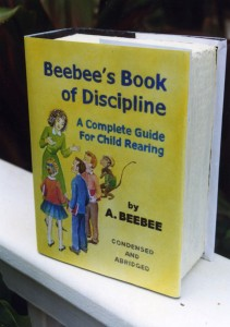 Beebee's Book of Discipline