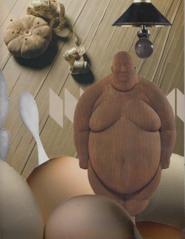 Sumo guy with pin cushion